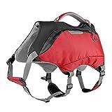 Zaino per sedia Ro Zaino regolabile in cotone e nylon per cucciolo Imbracatura traspirante Zaino da sella per ros Attrezzatura da escursionismo per campeggio da passeggio