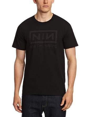 Bravado Nine Inch Nails - Now I'm Nothing Men's T-Shirt Grey Small