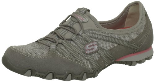 Skechers Bikers Hot-Ticket 21159, Sneaker donna, Marrone (Braun (Tpe)),
