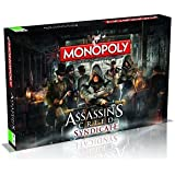 Monopoly Assassins Creed Syndicate Monopoly Board Game by Monopoly