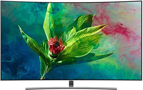 Samsung 163 cm (65 inches) Q Series QA65Q8CNAK 4K LED Smart TV (Black)
