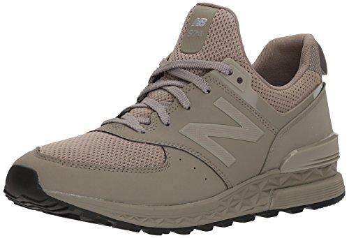 New Balance 574v2 Sneaker Uomo, Nero Black, 43 EU