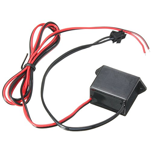 ILS - DC 12V Drive Controller For 1-10M LED Strip Light El Wire Glow Flexible Neon Decor (Wire Glow Neon)