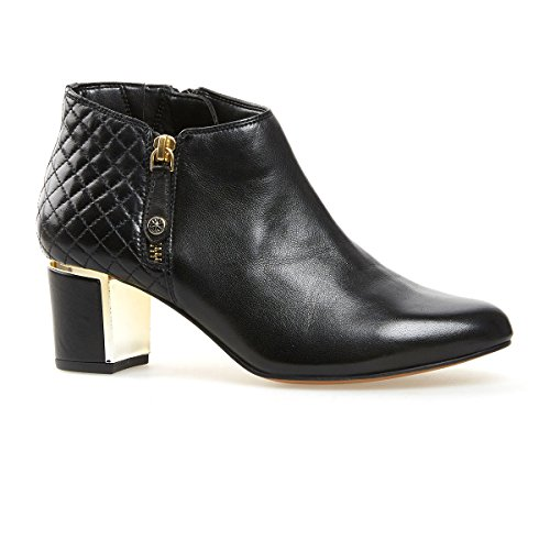 Van Dal Shoes Womens Short Boot Arial in Black