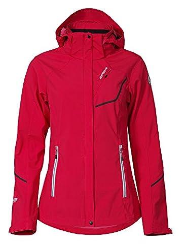 ICEPEAK Damen Softshell Jacket Satu, Hot Pink, 40, 554931544I