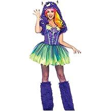 7a0a9c9e014a3 FUMAN Tier Kostüm Jumpsuit Tier Schlafanzug für Fasching Cosplay Karneval