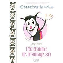 Créez et animez vos personnages 3D