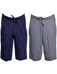 VIMAL Cotton Blended Shorts for Men(Pack of 2)