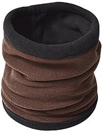 Bluelans® Unisex Mens Ladies Super Soft Fleece Snood. Scarf 22035db38f60
