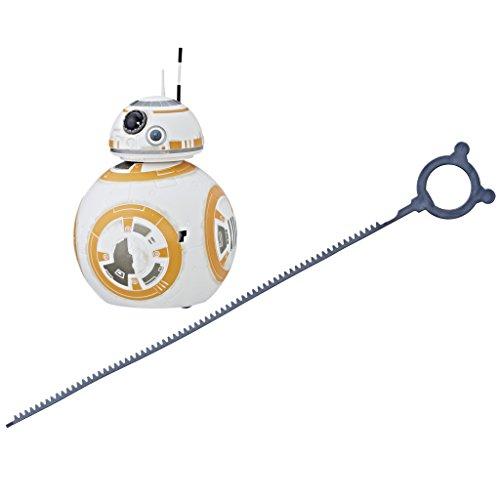 Star Wars - Figura de Arrastra y Lanza BB-8 (Hasbro C1438EU4)