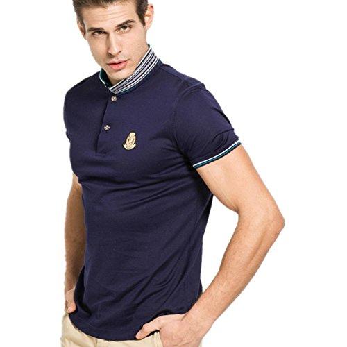SHISHANG la selección de 3 colores de fibra de bambú de la camiseta