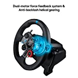 LogitechG29 DrivingForce Rennlenkrad (geeignet für PS4, PS3 und PC) Test