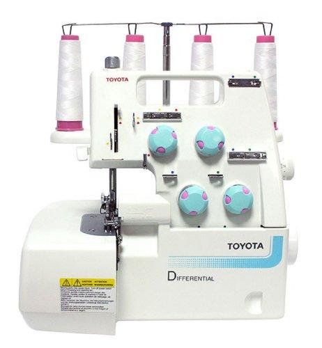 Toyota SL3314 Overlock - Máquina de coser