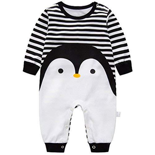 Bebés Pijama Algodón Mameluco Niñas Niños