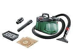 Bosch Handstaubsauger Easyvac 3 (700 Watt, 3 L Staubbehälterkapazität, im Koffer)