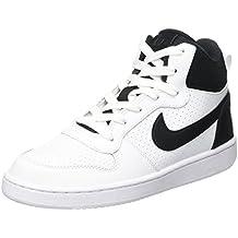 buy online 6d1fd babcd Nike Court Borough Mid GS, Zapatillas de Baloncesto Unisex Niños
