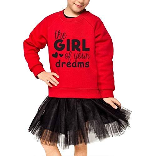 BESBOMIG Weihnachten Familien Outfit Matching Kinder Herren Damen Pullover Sweatshirt Kleidung Für die Ganze Familie
