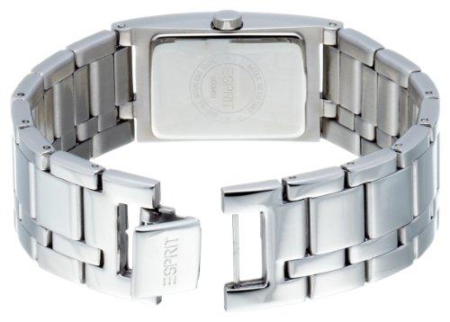 Esprit Silver Houston Analog Quarz Damenuhr ES000M02816 - 2