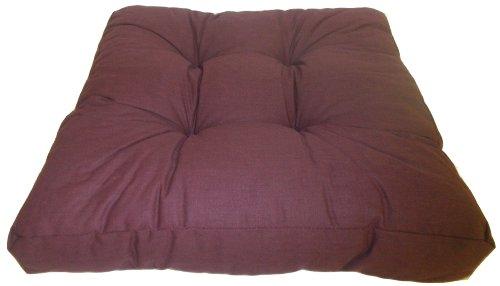 Beo LKZ 50 x 50 AU12 Lounge Coussin décoratif 50 x 50 cm Épaisseur 10 cm