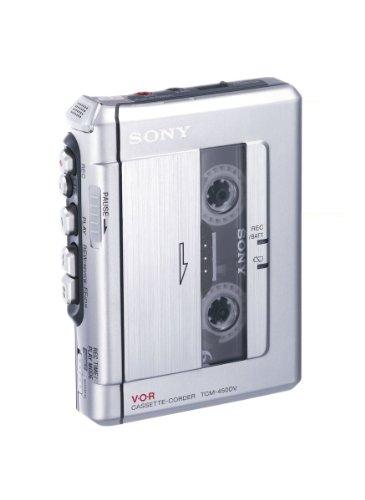 Sony TCM 450DV Dittafono