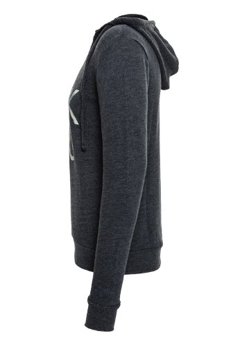 Boom Bap Sweater Men - FYOU - Mixed Grey Schwarz