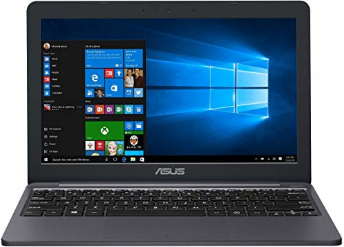 Asus E203NA-FD026T 11.6-inch HD Laptop (Celeron N3350/2 GB DDR 3 RAM/32 GB/Windows 10/Integrated Graphics), Star Grey image