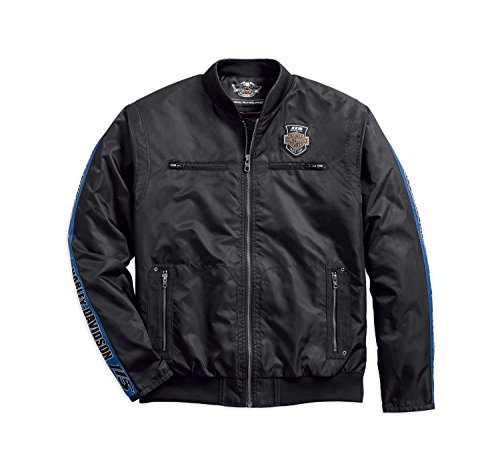 Occasion, Harley-Davidson® 115th Anniversary Bomber Jacket (XL) d'occasion  Livré partout en Belgique