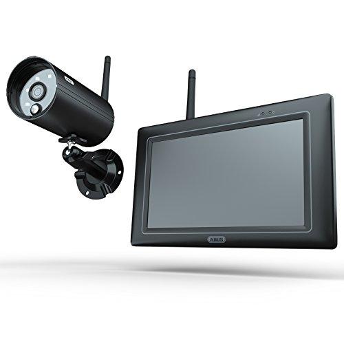 ABUS Security-Center ABUS OneLook PPDF16000 - Monitor + Kamera(s) - drahtlos, PPDF16000 (Drahtlose Außenbereich Lautsprecher Den Für)