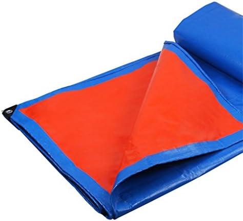 LIYFF- Impermeabile telone da Campeggio Resistente Telo da da da Campeggio Auto da Giardino casa - prossoetto UV, Spessore 0,35 mm (Blu) (Dimensioni   2MX2M) | Qualità primaria  | Menu elegante e robusto  e61c41