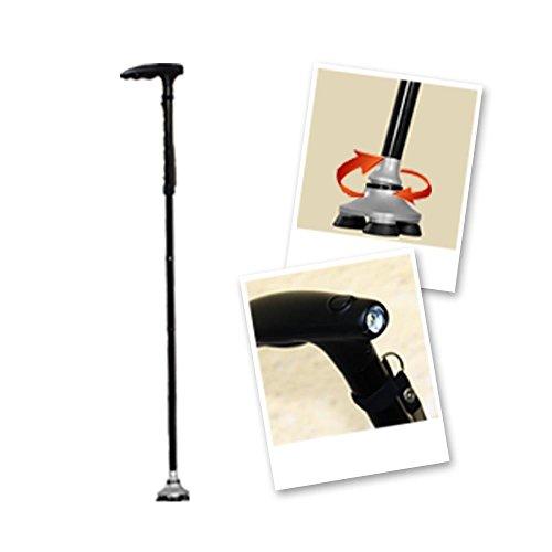Trusty Cane 1 Stk Gehstock mit LED Licht - das Original von MediaShop