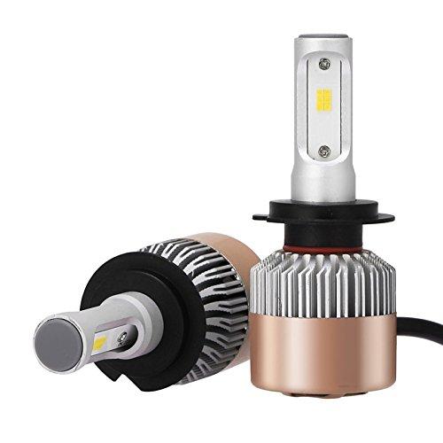 katur H3/LED Cree COB LED brouillard queue Tour DRL Ampoule Lampe