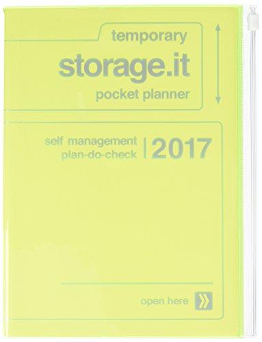 marks-2017-taschenkalender-a5-vertikal-storageit-neon-yellow-kal