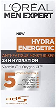 L'Oreal Men Expert Hydra Energetic Moisturizer,