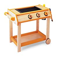 Pintoy Wooden Barbecue Unit