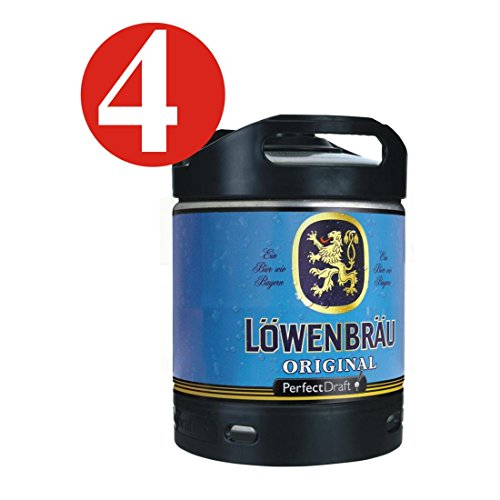 4-x-lowenbrau-beer-keg-original-perfect-draft-6-liter-barrel-52-vol