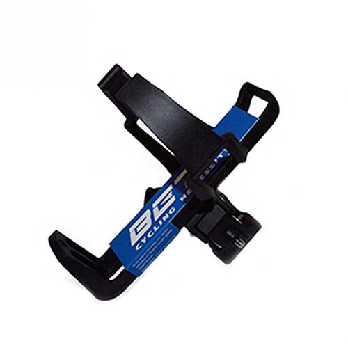 Lista Adjustable Bicycle Bottle Holder Seat With Quick Release Clamp Bicycle Accessories...