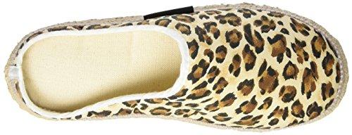 Giesswein Altenstadt, Pantofole Donna Marrone (Henna)