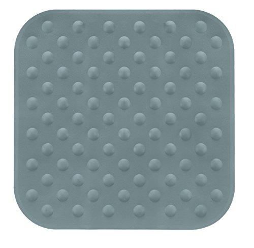 Kleine Wolke Formosa Duscheinlage Kautschuk anthrazit 53 x 53 x 2 cm