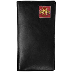 NCAA Iowa State Cyclones Tall Leather Wallet