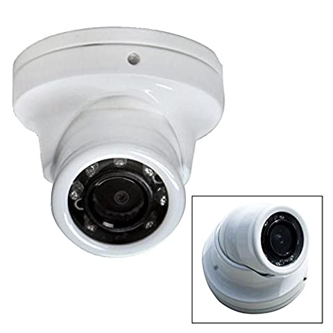 Iris Hi-Res Ultra Mini Camera NTSC - High Resolution 540TVL/Water Resistant