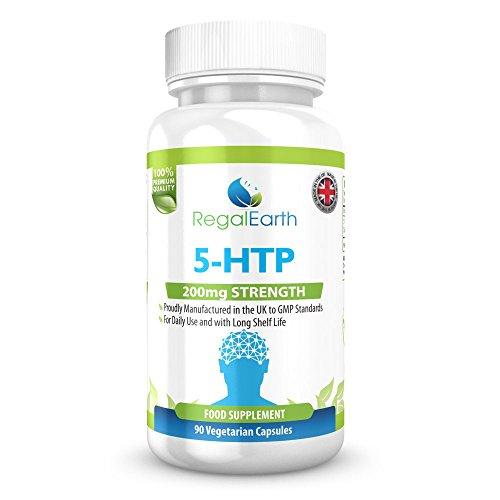 5-HTP 200mg - 90 capsule vegetali per uomo e donna...