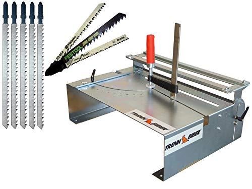 Ingletadora-Mesa sierra 014h + Bosch Makita +