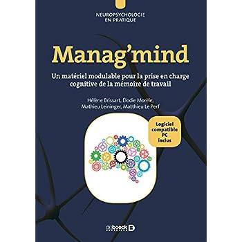 Manag'mind : Un matériel modulable pour la prise en charge cognitive de la mémoire de travail