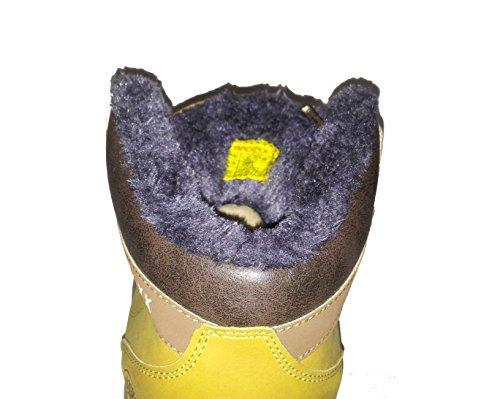 Chaussures hiver, chaussures femme, bottes, modèle 1331400112008025, beige, différents modèles et tailles. Beige.
