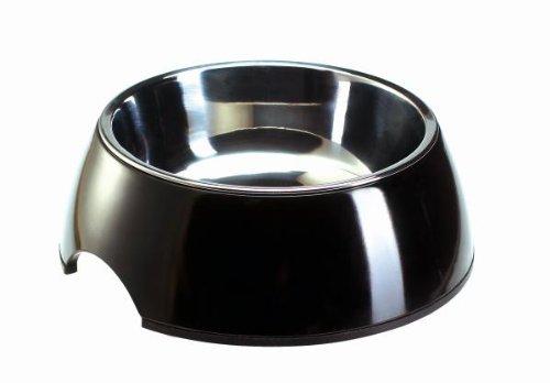 Hunter Melamin-Napf 350 ml, schwarz
