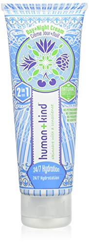 human + kind Day Plus Night Cream, 1er Pack (1 x 75 ml) -