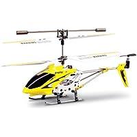 Syma S107G 3 Canali elicottero infrarossi controllata con controllo di stabilità giroscopica