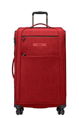 Stratic Floating Koffer L, 80 cm, 96 Liter, Red