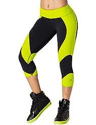Zumba Fitness équipe Capri Legging Bottoms