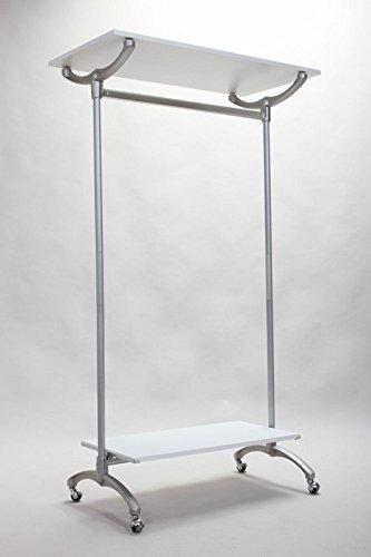 LE ROI Multifunktionale Kleiderbügel Kamen aus Aluminium-Druckguss -Basen, stilvolle und einzigartige Design auf dem Markt